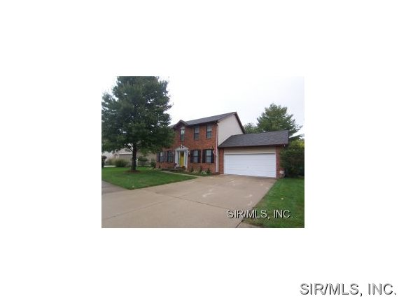 Rental Homes for Rent, ListingId:31071811, location: 216 BRITTANY Drive Fairview Heights 62208