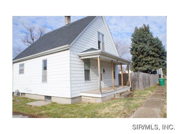 Rental Homes for Rent, ListingId:30833666, location: 115 North VINE Street O Fallon 62269