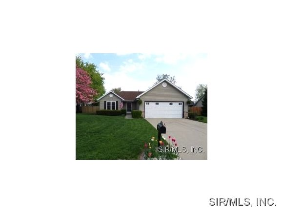 Rental Homes for Rent, ListingId:30945143, location: 3281 SPRINGBROOK Drive Belleville 62221