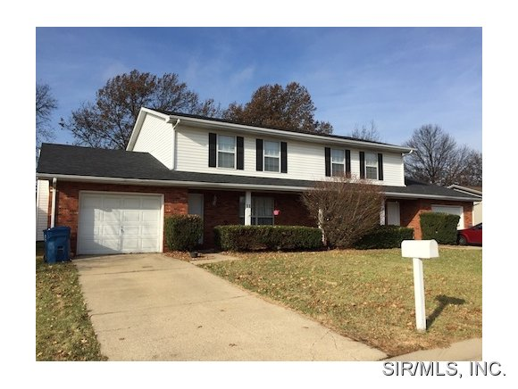 Rental Homes for Rent, ListingId:30965885, location: 9 RAMONA Drive Shiloh 62221