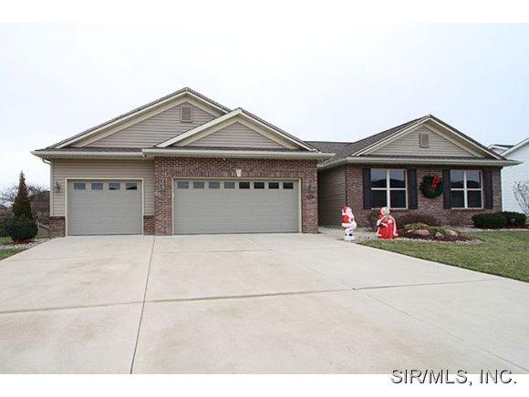 Real Estate for Sale, ListingId: 31003111, Maryville,IL62062