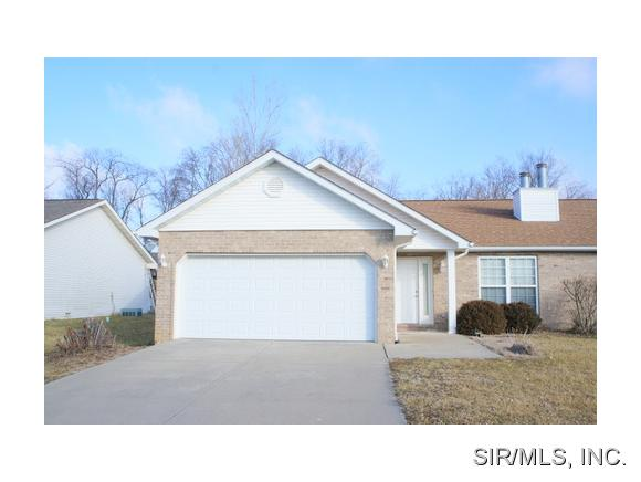 Rental Homes for Rent, ListingId:31016905, location: 1470 OWL CREEK Lane Swansea 62226