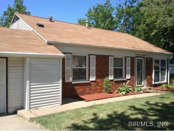 Rental Homes for Rent, ListingId:31032344, location: 102 WESTMINSTER O Fallon 62269