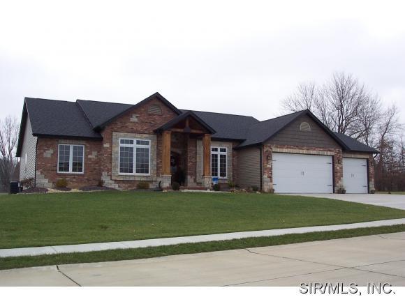 Real Estate for Sale, ListingId: 31032343, St Jacob,IL62281