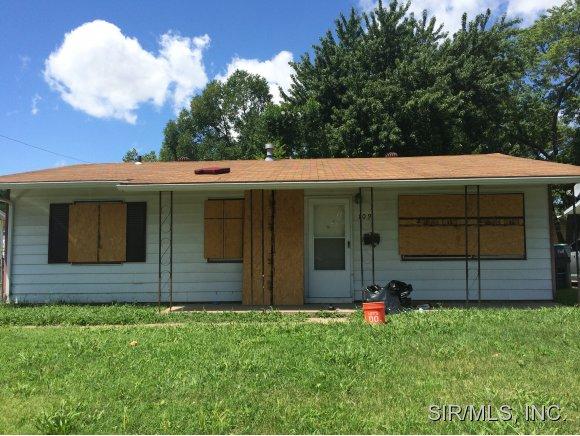 Rental Homes for Rent, ListingId:31065855, location: 109 ST BARBARA Cahokia 62206