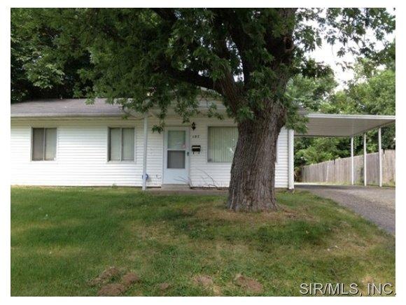 Rental Homes for Rent, ListingId:31065857, location: 107 ST ROBERT Cahokia 62206