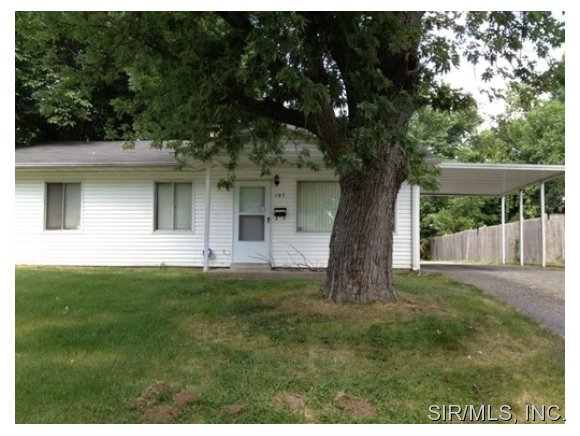 Rental Homes for Rent, ListingId:31065857, location: 107 ST ROBERT Cahokia 62206