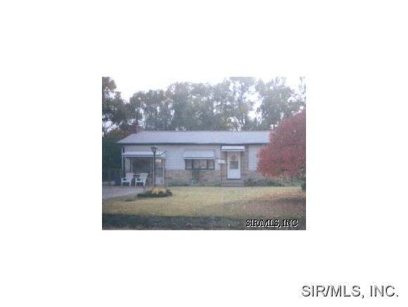 Rental Homes for Rent, ListingId:31065863, location: 18 EDGAR Cahokia 62206
