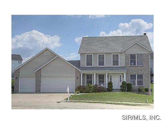 Rental Homes for Rent, ListingId:31088732, location: 3543 ADLER Court Shiloh 62221