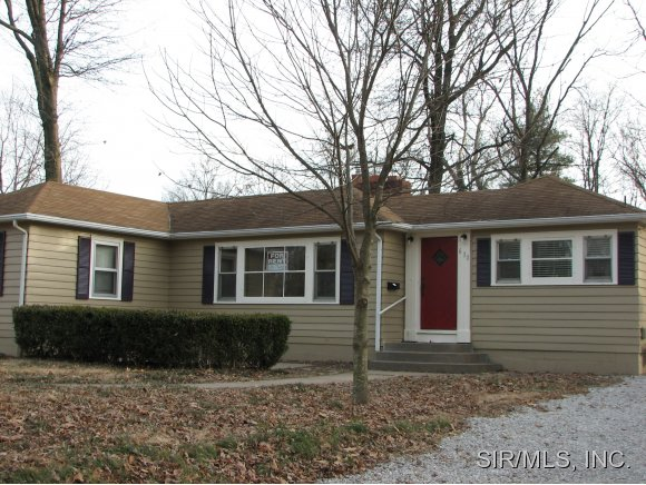 Rental Homes for Rent, ListingId:31198458, location: 630 ROOSEVELT Avenue Edwardsville 62025