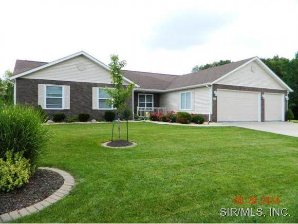 Real Estate for Sale, ListingId: 31222522, Smithton,IL62285