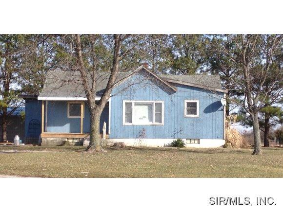 Real Estate for Sale, ListingId: 31236829, Coulterville,IL62237