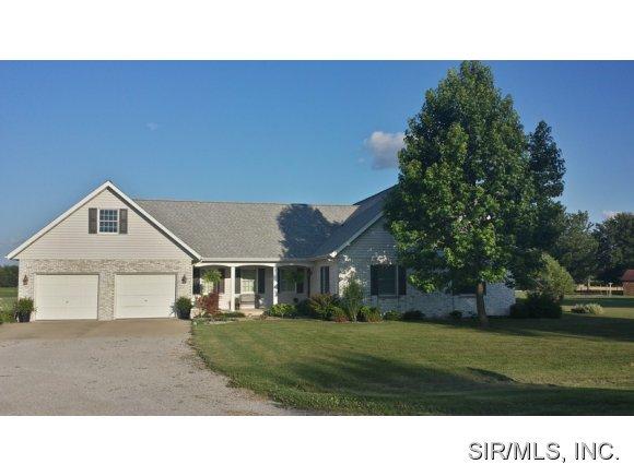 Real Estate for Sale, ListingId: 31236793, Pinckneyville,IL62274