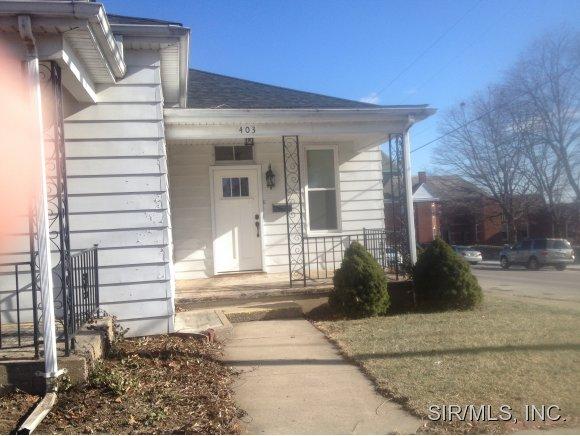 Rental Homes for Rent, ListingId:31265235, location: 403 LANGDON Alton 62002
