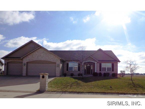 Real Estate for Sale, ListingId: 31265213, Smithton,IL62285