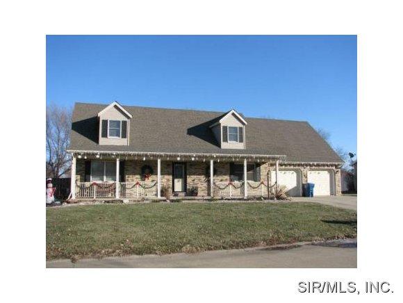 Real Estate for Sale, ListingId: 31265217, Bethalto,IL62010