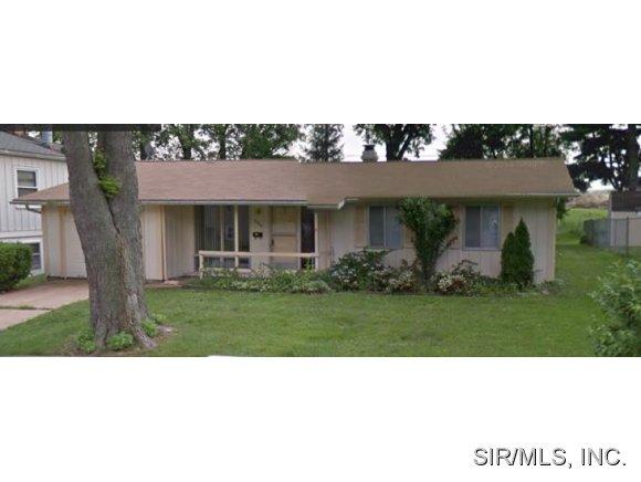 Rental Homes for Rent, ListingId:31297501, location: 303 DARTMOUTH O Fallon 62269