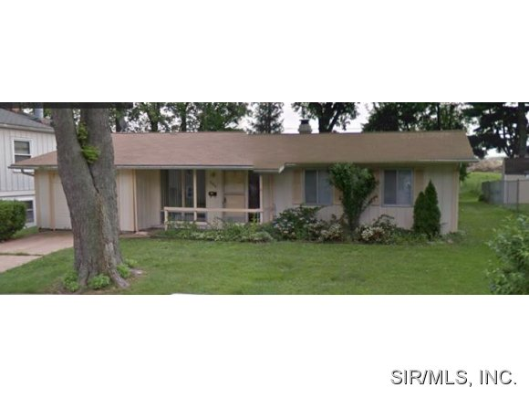 Rental Homes for Rent, ListingId:31297501, location: 303 DARTMOUTH O Fallon 62269