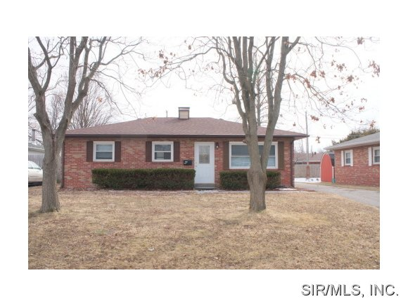 Rental Homes for Rent, ListingId:31297488, location: 4114 BETTY Drive Belleville 62226