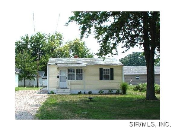 Rental Homes for Rent, ListingId:31297490, location: 220 West STATE Street Mascoutah 62258