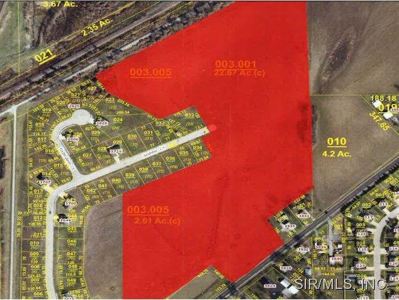 Real Estate for Sale, ListingId: 31326253, Granite City,IL62040