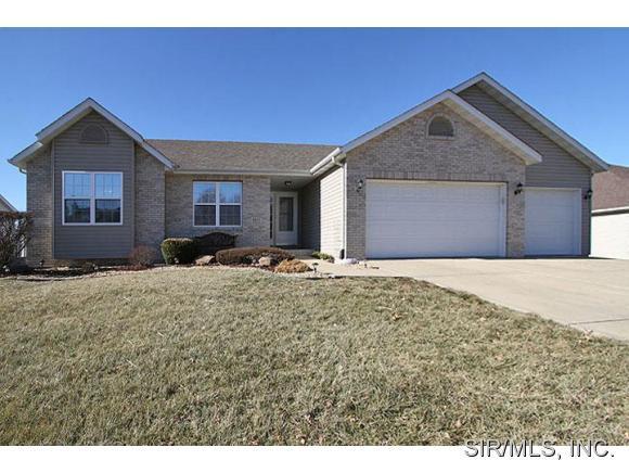 Real Estate for Sale, ListingId: 31326233, Worden,IL62097