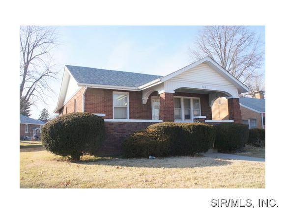 Rental Homes for Rent, ListingId:31445878, location: 723 South LINCOLN Street O Fallon 62269