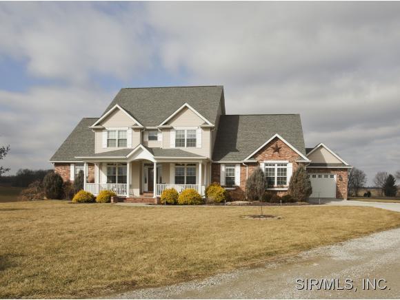Real Estate for Sale, ListingId: 31445897, St Jacob,IL62281