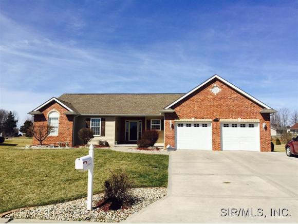 Real Estate for Sale, ListingId: 33668361, Jerseyville,IL62052