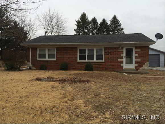 Rental Homes for Rent, ListingId:31506019, location: 9508 MARYANN Drive Fairview Heights 62208