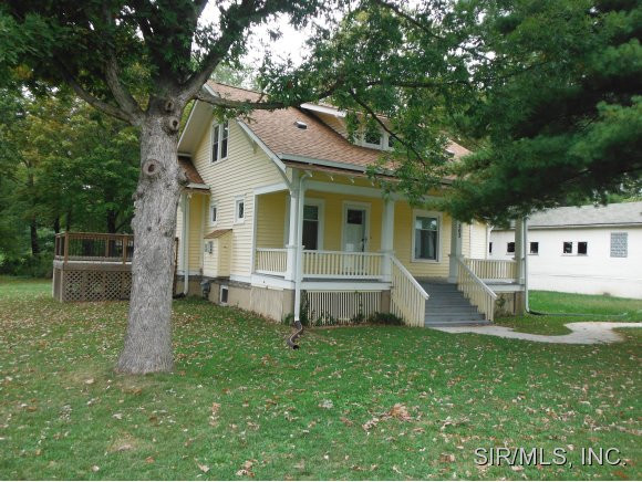 Rental Homes for Rent, ListingId:31506022, location: 303 KANSAS Worden 62097