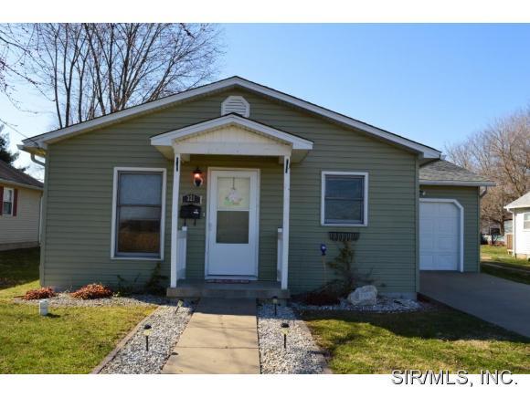 Real Estate for Sale, ListingId: 31522485, Carrollton,IL62016