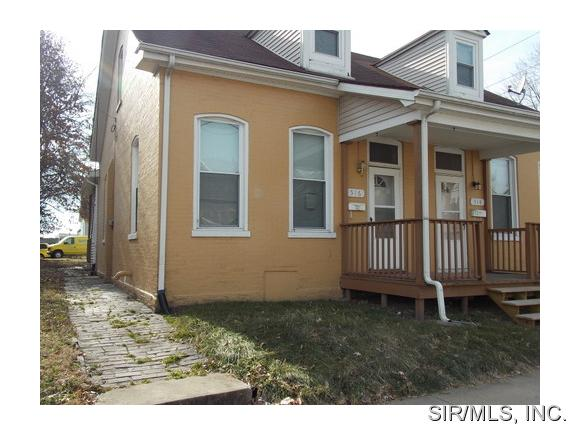 Rental Homes for Rent, ListingId:31522503, location: 516 C Street Belleville 62220
