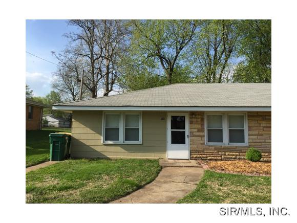 Rental Homes for Rent, ListingId:31640236, location: 110 BELT Avenue O Fallon 62269