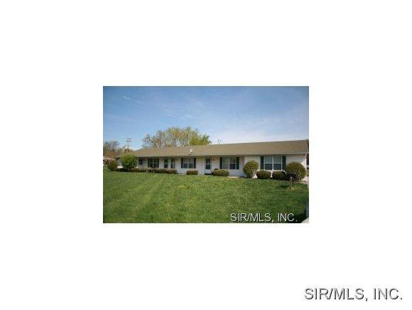 Rental Homes for Rent, ListingId:31656571, location: 3509 North BELT Belleville 62226