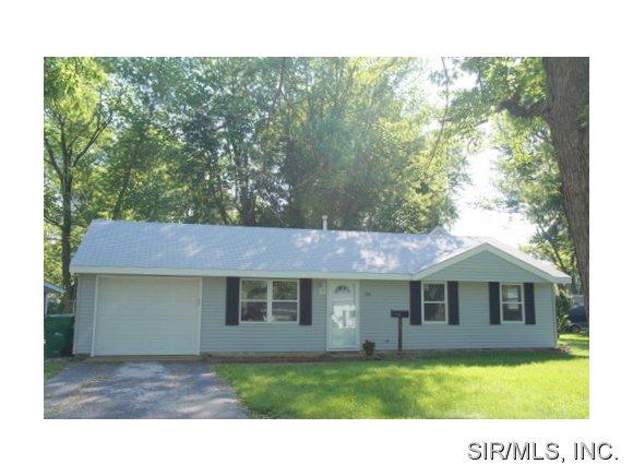 Rental Homes for Rent, ListingId:31656528, location: 201 WILLOW Drive O Fallon 62269