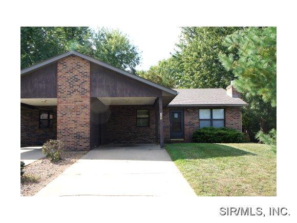 Rental Homes for Rent, ListingId:31742979, location: 725 OXEN Drive Belleville 62221