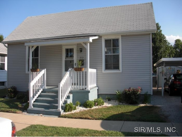 Rental Homes for Rent, ListingId:31852609, location: 313 East THIRD O Fallon 62269