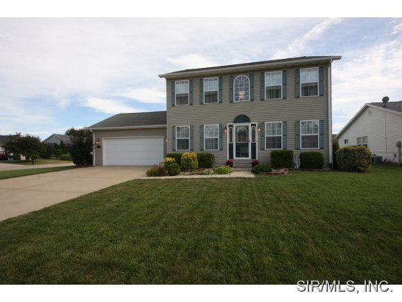 Rental Homes for Rent, ListingId:31891272, location: 1437 MANCHESTER Drive Shiloh 62269