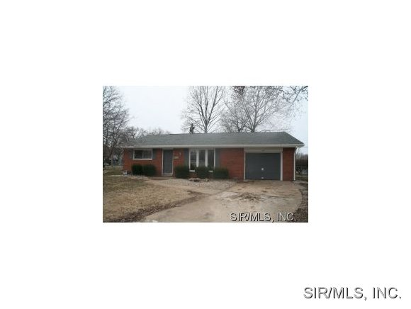Rental Homes for Rent, ListingId:31891273, location: 205 MONROE Circle O Fallon 62269