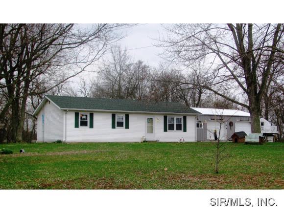Real Estate for Sale, ListingId: 31891260, Coulterville,IL62237