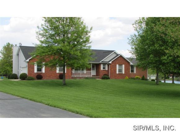 Real Estate for Sale, ListingId: 31901684, Brighton,IL62012