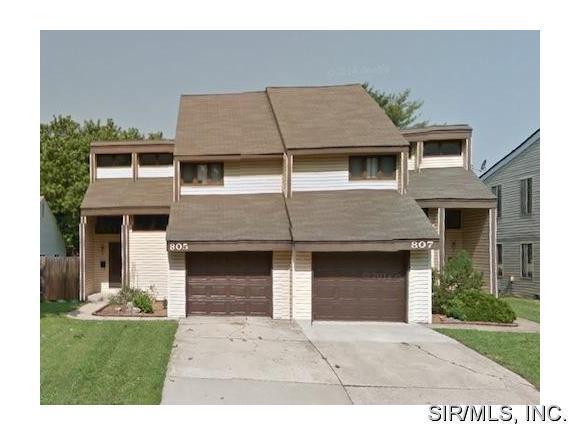 Rental Homes for Rent, ListingId:31997040, location: 807 North CHERRY Street O Fallon 62269