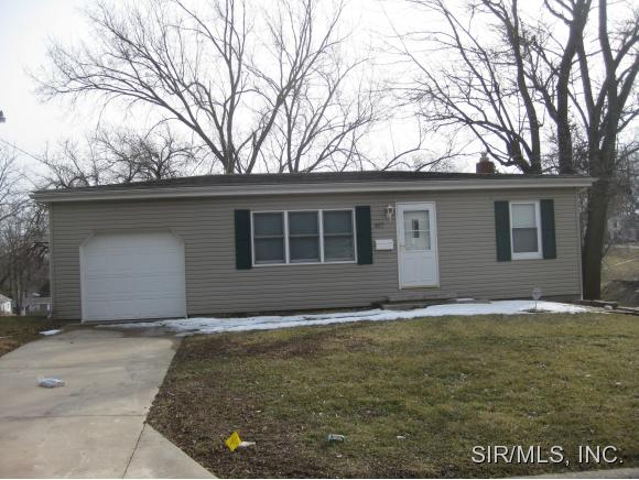 Rental Homes for Rent, ListingId:32049213, location: 607 MILLER Alton 62002
