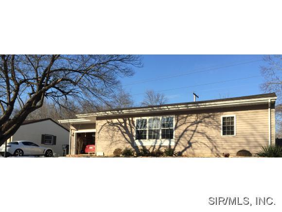 Rental Homes for Rent, ListingId:32060033, location: 6109 LEO Drive Belleville 62223