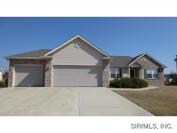 Real Estate for Sale, ListingId: 32125774, Smithton,IL62285