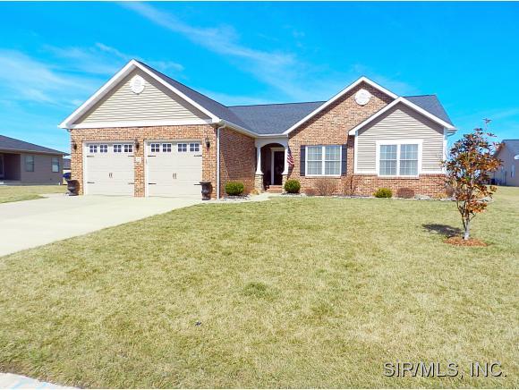 Real Estate for Sale, ListingId: 32241882, Aviston,IL62216