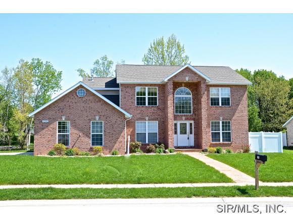 Rental Homes for Rent, ListingId:32241959, location: 206 FAIRWOOD HILLS Road O Fallon 62269