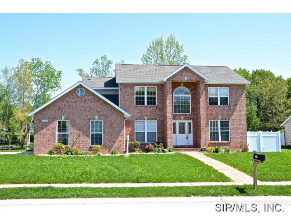 Rental Homes for Rent, ListingId:32241959, location: 206 FAIRWOOD HILLS Road O Fallon 62269