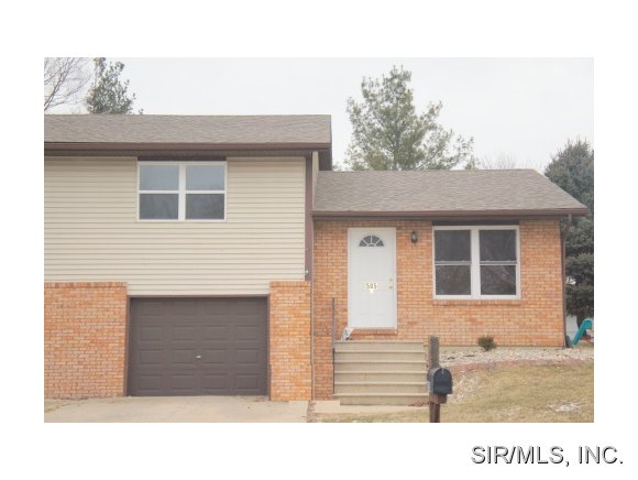 Rental Homes for Rent, ListingId:32262044, location: 505 RED BUD Lane Troy 62294